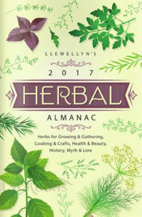 2017 Llewellyn Herbal Almanac
