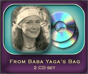 From Baba Yaga's Bag - 2 CD set