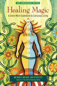 Healing Magic: A Green Witch Guidebook