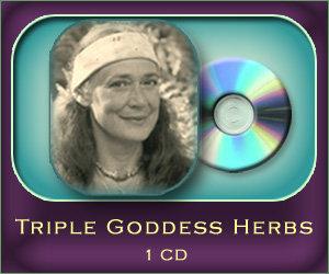 Triple Goddess Herbs - 1 CD