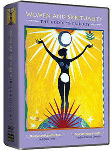 Women & Spirituality 3 DVD set