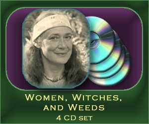 Women, Witches, and Weeds - 4 CD set