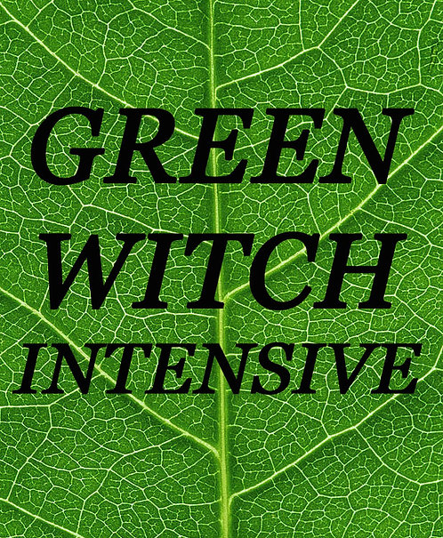 Green Witch Holiday