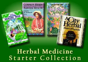 Herbal Medicine Starter Collection