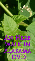 Herb Walk in Alabama DVD