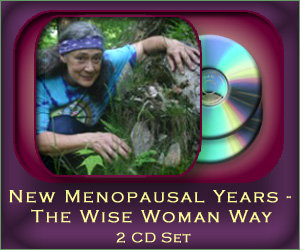 New Menopausal Years - The Wise Woman Way - 2 CD set