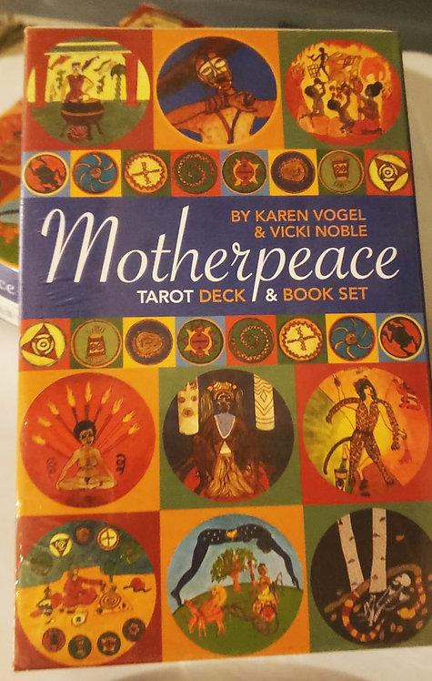 Motherpeace Deck & Book Set