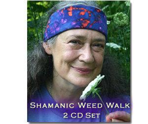 Shamanic Weed Walk - 2 CD set