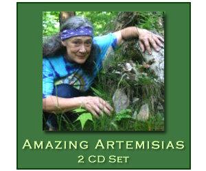 Amazing Artemisias - 2 CD set