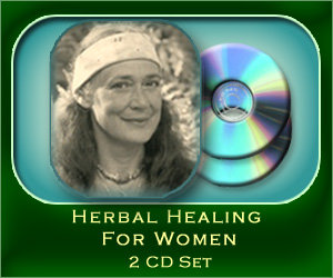 Herbal Healing For Women - 2 CD set