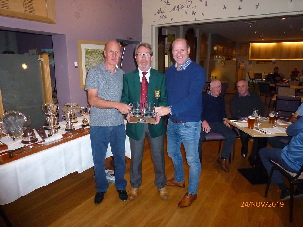 The Trophy Winners