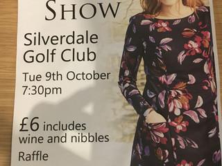 Fashion Show at Silverdale Golf Club