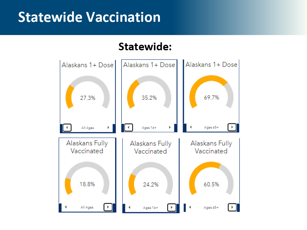 Statewide Vaccination Rates