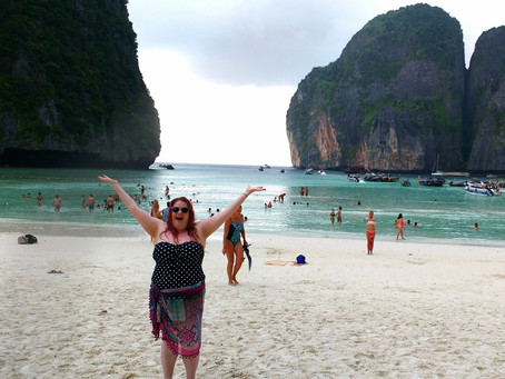 How Traveling Helped Improve My Body Image