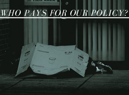 Who Pays For Our Policy?