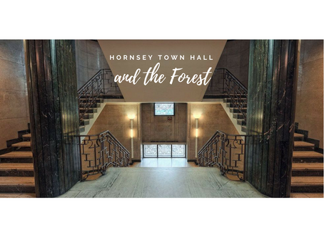 Hornsey Town Hall and the Forest