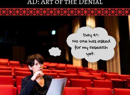 AD: Art of the Denial
