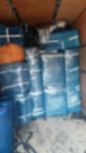 Şehirler arası çalışan nakliyeciler 0535