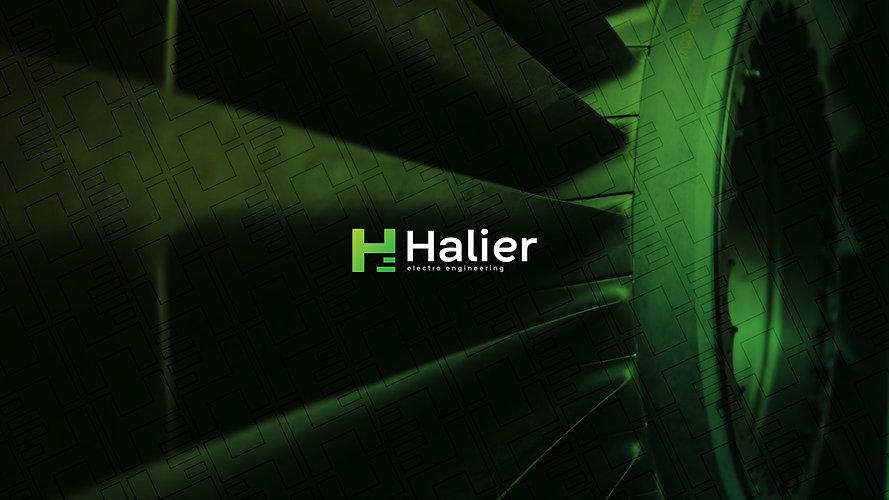 Artdots Branded Halier Electro Engineering