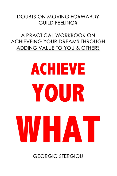 3. Achieve your WHAT pdf