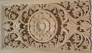 Wood carving / Sculpure of Emmanouil Stegiou from Samos, Greece
