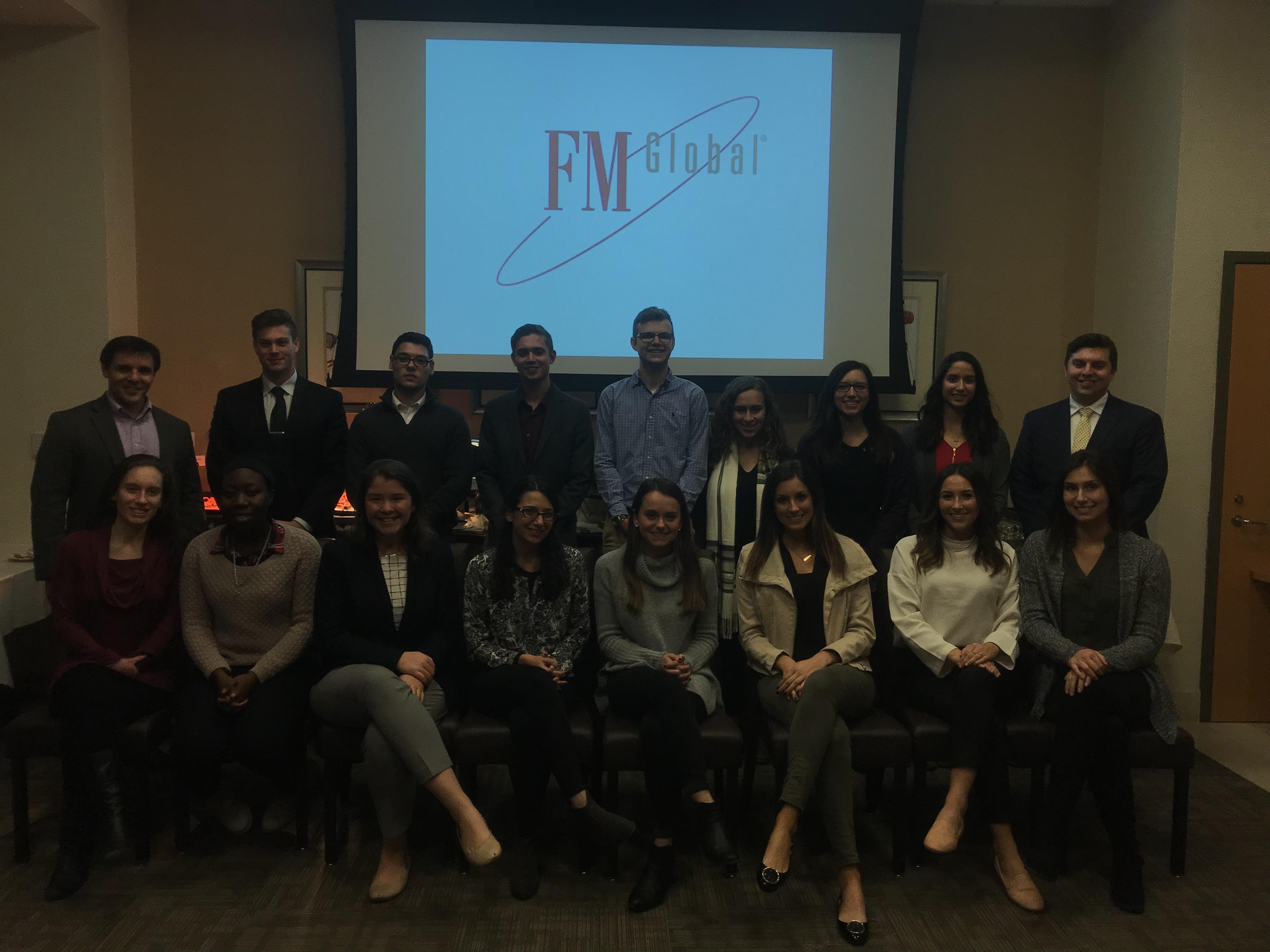 FM Global field trip
