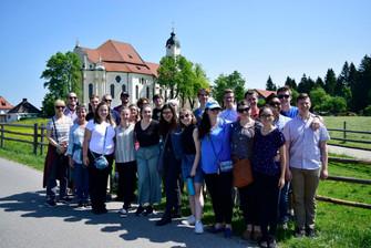 Wieskirche, Germany