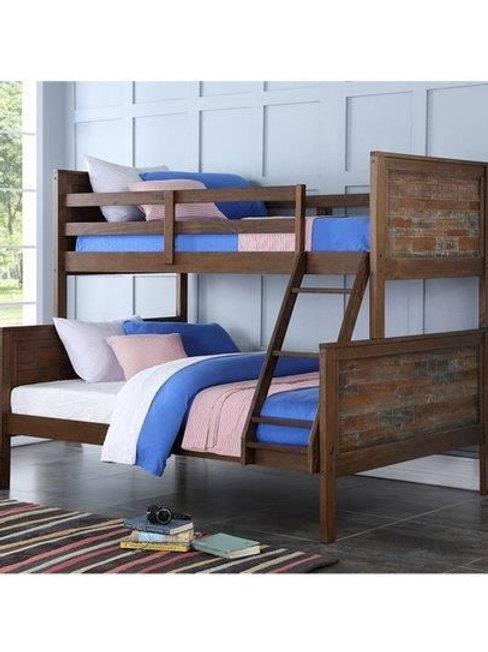 Twin/Full Artesian Bunk Bed