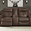 Thumbnail: Jesolo Reclining Love seat w/ console