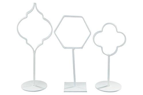 3 piece Photo holders