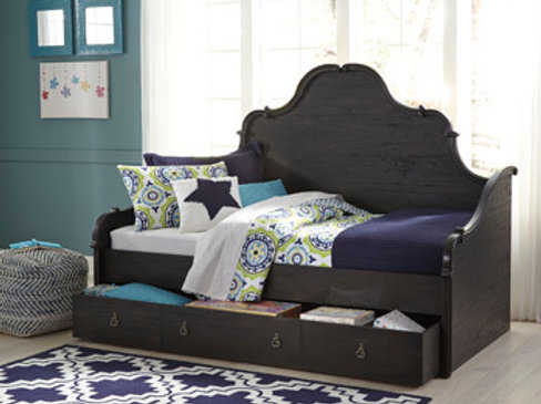 Corilyn Daybed w/ Trundle Storage