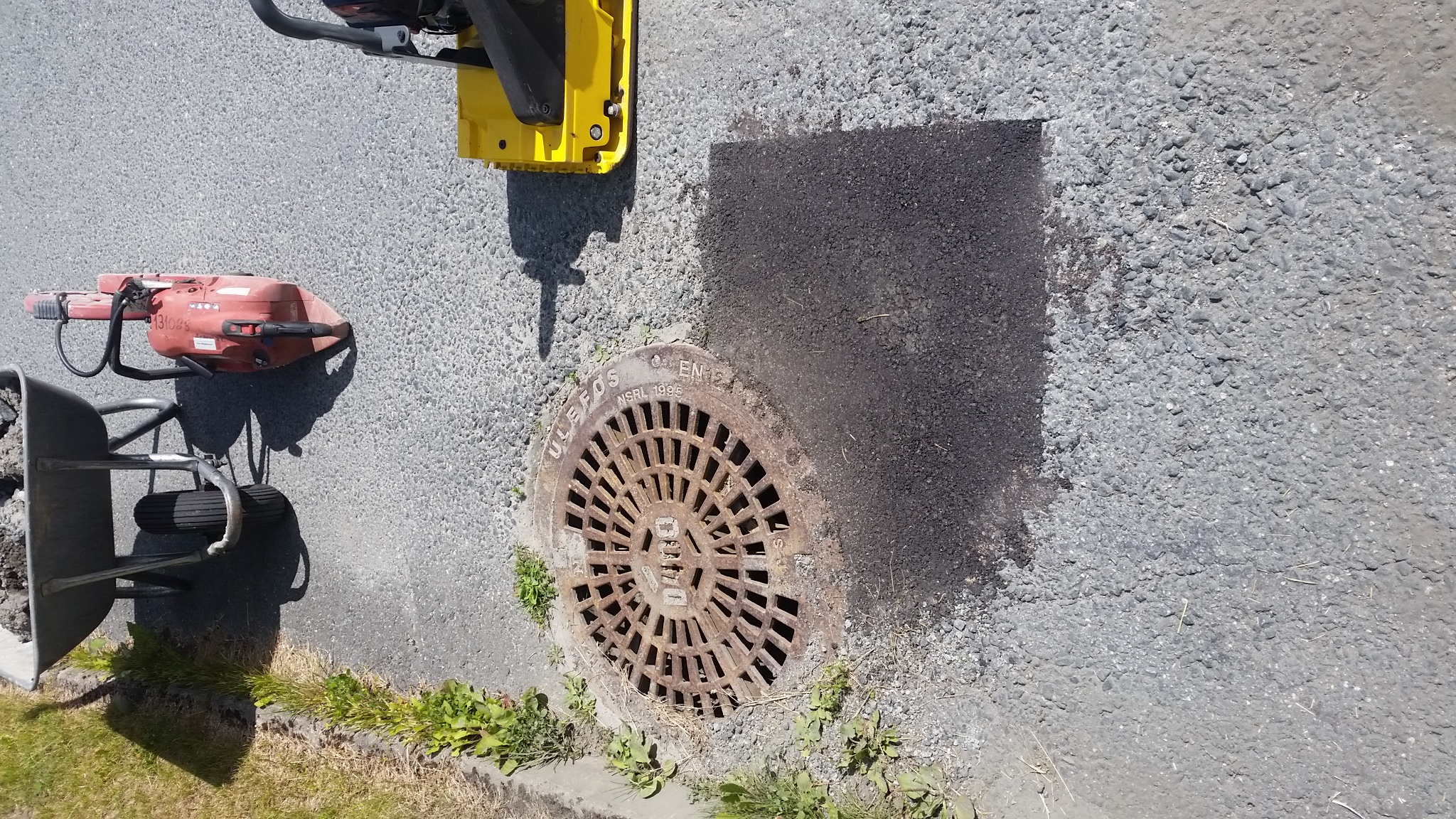 asfalt reparasjon 2