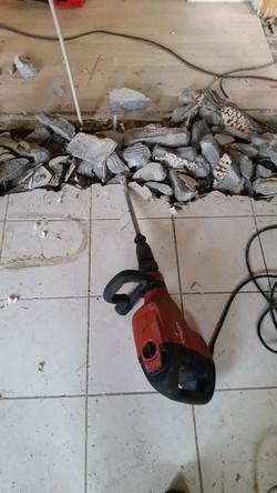 pigging av gulv