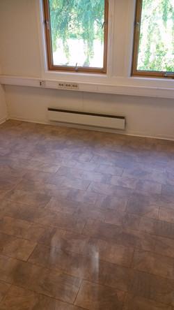 vinyl gulv rehabilitering 2