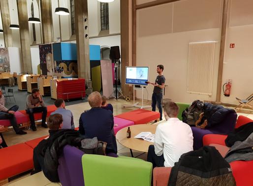 Saym launcht im Digital Hub Aachen