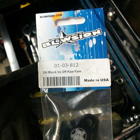 Yamaha Wave Blaster 1 Bolt-On Upgrades