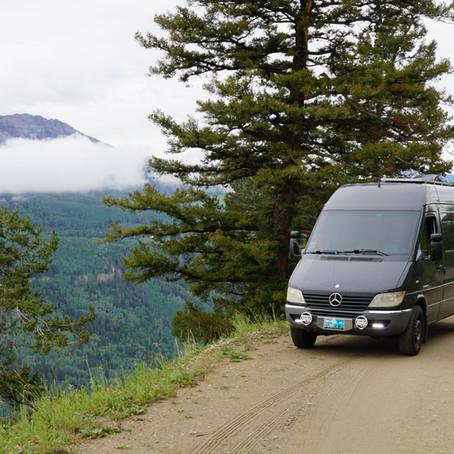 Dodge Sprinter Mountain Bike Van Build Begins