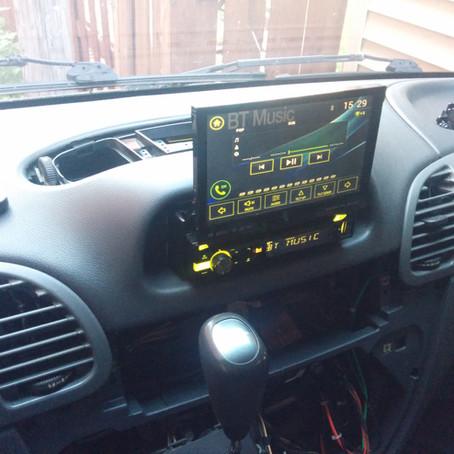 Dodge Sprinter T1N Radio Upgrade/Install