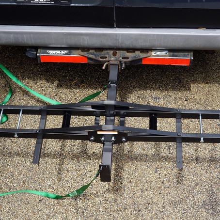 Cheap Hitch Mount Motorcycle Carrier
