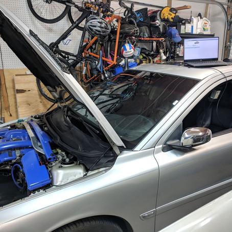 Volvo VIDA/DICE Program (2004 S60R)