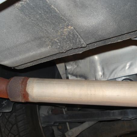 S60R Exhaust/Muffler Upgrade