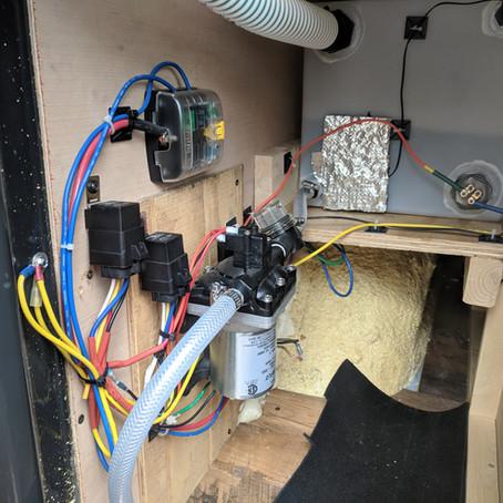 Dodge Sprinter Camper Van Hot Water Heater