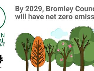 Bromley Council Carbon Neutral Pledge