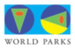 5.a. Two sphere logo horizontal, transpa