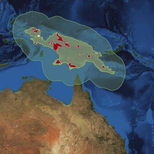 Oceania World Park (New Guinea)