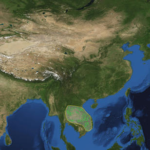 Asia World Park (Mekong River Basin)