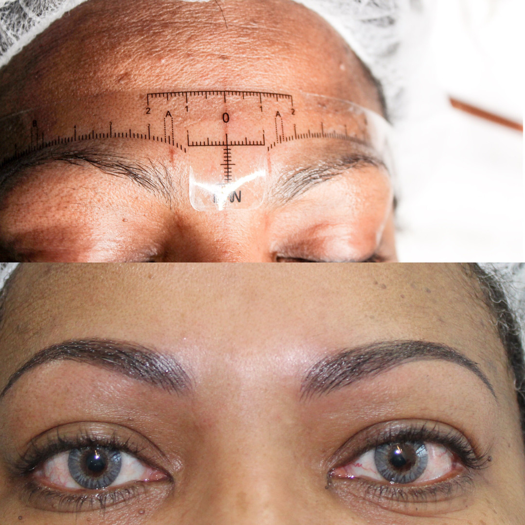Microblading | Shading | Washington D.C | MD | Maryland | PMU | Brows | Shading | Ombre | Permanent Makeup