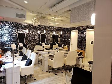 Salon Nail Nail Spa Mani Pedi Gel SNS pedicure manicure