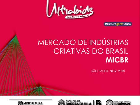 ULTRALOIDE en MICBR, São Paulo.
