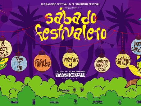 'SHOWCASE' el circuito de los sonidos independientes, hace su primera parada en Bucaramanga.